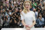 Pierwsza na czerwonym dywanie pojawiła się Nicole Kidman, gwiazda filmu otwarcia (fot. PAP)