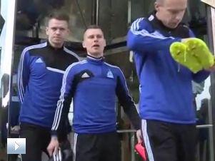 """Piłkarze Ruchu uciekli z hotelu. Powodem """"turecki najazd"""""""