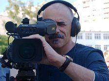 Krzysztof Włostowski - operator obrazu, trener Akademii Telewizyjnej TVP