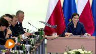Posiedzenie rządu w Bydgoszczy  (fot. TVP Info)