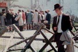 Serial w reżyserii Jana Łomnickiego. Na zdjęciu Tomasz Borkowy (fot.TVP)