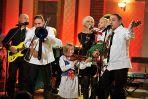 Golcowie na scenie, czyli wspólne rodzinne muzykowanie (fot. J. Bogacz/TVP)