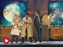 KPW - Kresowiacy - Wakacyjne wróżby (Kabaretowe wakacje z duchami) [TVP]