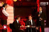 KMP - Redakcja pisma dla kobiet (Kabaretowa Noc Listopadowa 2008) [TVP]