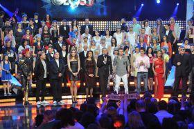 W ostatnim starciu zaprezentowały się wszystkie drużyny (fot. Ireneusz Sobieszczuk/TVP) (c)