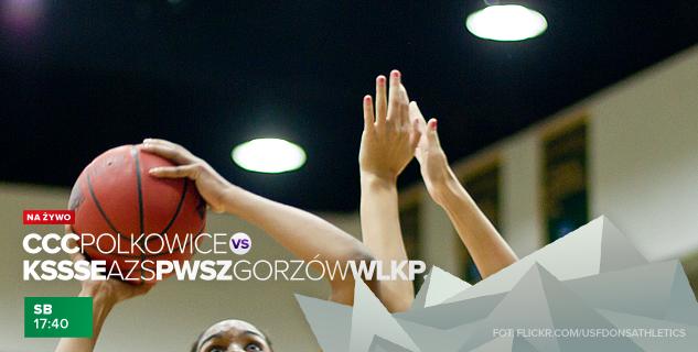 Polkowice vs Gorzów w Telewizji Wrocław