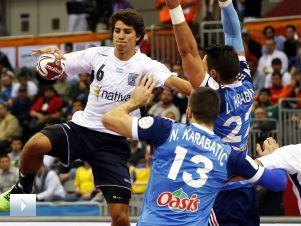 MŚ Katar 2015 – 1/8 finału: Francja – Argentyna (mecz)