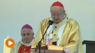Mszy świętej przewodniczyli  kard. Stanisław Dziwisz oraz nuncjusz apostolski abp Celestino Migliore