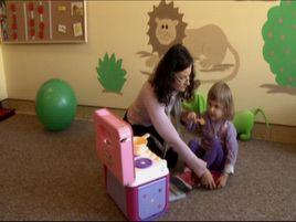 Trzyletnia Julka jest dzieckiem autystycznym
