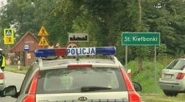 W miejscowości Stare Kiełbonki koło Mrągowa, w pobliskim rowie znaleziono ciało dziewczyny
