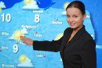 Marzena Słupkowska została okrzyknięta królową pogodynek (fot. TVP)
