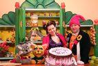 Urodzinowy tort tym razem przebił kotki–łakotki (fot. A. Borowa)