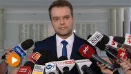 Rzecznik rządu Rafał Bochenek (fot. TVP Info)