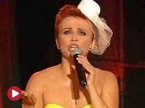 Katarzyna Zielińska - Celebryci (XII Mazurska Noc Kabaretowa 2010) {piosenka} [TVP]