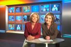 Małgorzata Wyszyńska i Beata Chmielowska-Olech (fot. TVP)