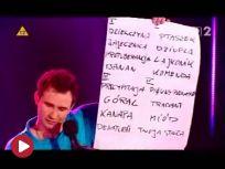 KSM - Piosenka improwizowana { z publicznością} (Wiadro) (KKK) [TVP]