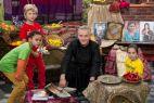 Dzieci poznały przedmioty charakterystyczne dla indyjskiej kultury (fot. J. Bogacz/TVP)