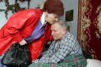 W jej ramionach pocieszenie znajdowali zarówno posłowie..., fot. TVP