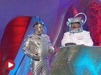 Koń Polski - Robot Mario 1 i Badziewiak - Olej (Koszalin 2010) [TVP]