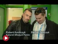 Kabarety zza kulis  - Opole 2009: Próba Kabaretu Młodych Panów