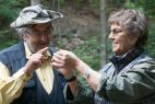 W świat salamander zabierze nas m. in. prof. dr hab. Maria Ogielska (fot. TVP)