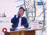 Festiwale - IX Mazurska Noc Kabaretowa 2007: Dwójki, pary i duety cz.1 [TVP]