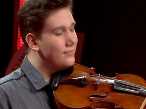 Robert Łaguniak - skrzypce