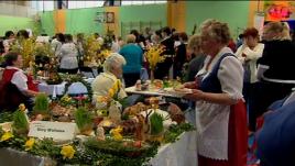 Wypieki i inne świąteczne smakołyki zaprezentowało 89 kół gospodyń wiejskich