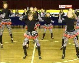 Turniej Tańca o uśmiech dziecka