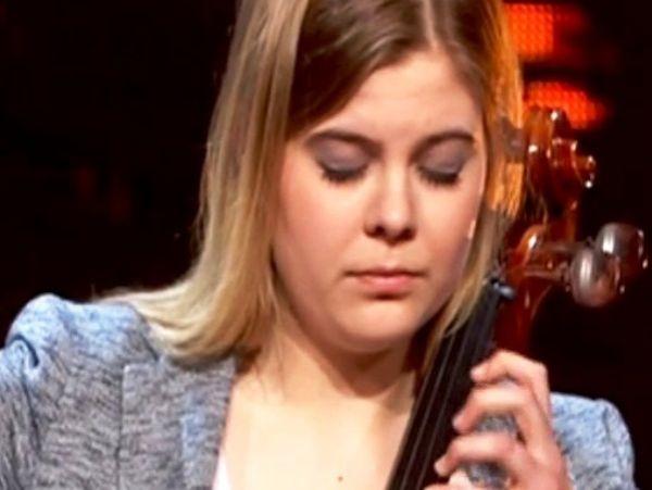 Zofia Ziemkiewicz – wiolonczela