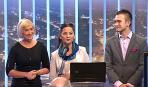 Ilona Małek, Beata Gubernat i Adam Bienias