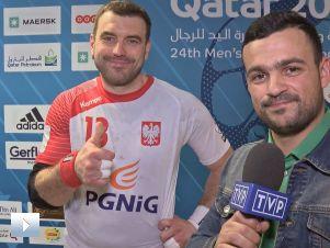 Bartosz Jurecki: pokazaliśmy moc i oby tak zostało