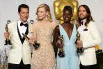 3 marca w Hollywood po raz 86. przyznano nagrody Amerykańskiej Akademii Filmowej (fot. PAP)