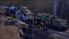 Katastrofa kolejowa pod Szczekocinami na Górnym Śląsku