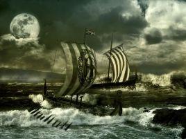 """""""Miasto zatopionych bogów""""  (fot. flickr.com/Artiom P.)"""