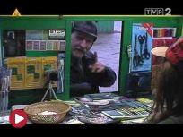 Kryszak - Uważaj na kioskarza: Bananowa prezerwatywa [TVP]
