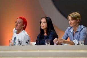 Michał Wiśniewski, Maria Rotkiel i Dominika Kraśko-Białek