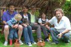 Można posiedzieć na powietrzu z rodziną (fot. PICARESQUE TVP SA)