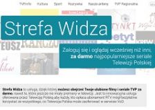 TVP zaprasza do Strefy Widza