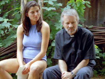 Magda Czerwińska i Krzysztof Stroiński (fot. TVP)