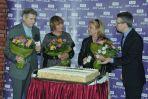 Urodzinowe przyjęcie zorganizowano w studiu TVP Seriale  (fot. Jan Bogacz/TVP)