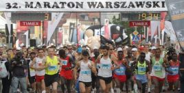 zeszłoroczny maraton / foto: PAP
