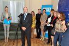 Gości przywitał prezes TVP Juliusz Braun (fot. Jan Bogacz/TVP)