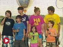 Grupa MoCarta - Nie śmiejcie się z taty - Protest song Mocarciątek (XIII MNK 2011) [TVP]