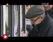 Kryszak - Uważaj na kioskarza: Przygłuchy, ale uprzejmy [TVP]