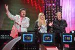 ...i na pytania odpowiadali śpiewająco (fot. J. Bogacz/TVP)