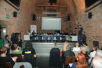 Na konferencji pojawiło się wiele osób ze świata kultury i sztuki, m.in.... (fot. Jan Bogacz)