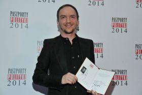 """W kategorii film laureatem został Jan Komasa za ambicję, której dowodem jest obraz """"Miasto '44"""" (fot. Jan Bogacz/TVP) (c)"""
