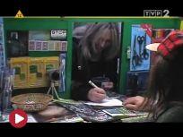 Kryszak - Uważaj na kioskarza: Chłopak cioci [TVP]