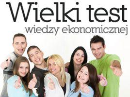 Sprawdź swoją wiedzę o ekonomii! Test na żywo w TVP1, TVP Polonia i tvp.pl